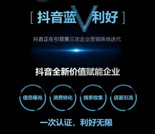 抖音的蓝V对上推荐有帮助吗,抖音蓝V和热门之间的关系